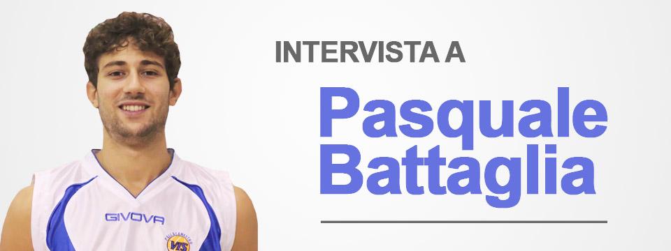Intervista a Pasquale Battaglia